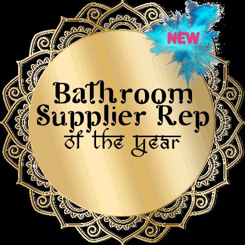 Bathroom Supplier Representative of the Year
